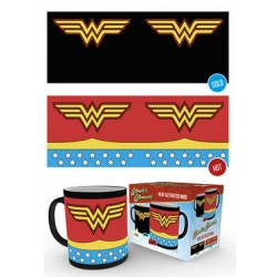 Mug Thermoréactif WONDER WOMAN - Wonder Woman Costume