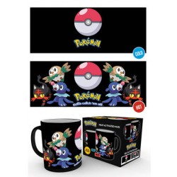 Mug Thermoréactif POKEMON - Catch Em All
