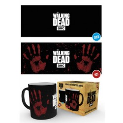 Mug Thermoréactif THE WALKING DEAD - Hand Print