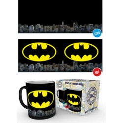 Mug Thermoréactif DC COMICS - Batman Logo