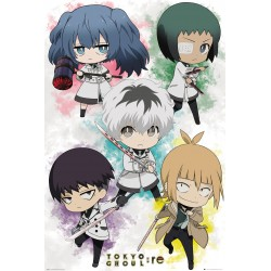 Maxi Poster TOKYO GHOUL: RE - Chibi Characters