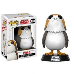 POP! STAR WARS Ep8 - Porg