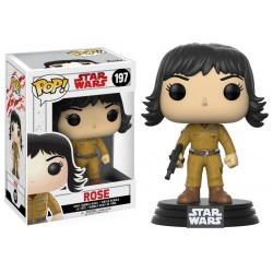 POP! STAR WARS Ep8 - Rose