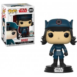 POP! STAR WARS Ep8 - Rose Exclu