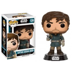 POP! STAR WARS ROGUE ONE - Captain Cassian Andor