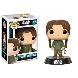POP! STAR WARS ROGUE ONE - Young Jyn Erso