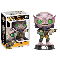 POP! STAR WARS REBELS - Zeb
