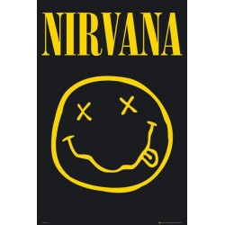 Maxi Poster NIRVANA - Smiley