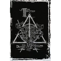 Maxi Poster HARRY POTTER - Deathly Hallows Graphic