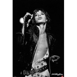 Maxi Poster ROLLING STONES - Jagger
