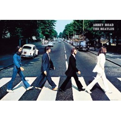 Maxi Poster THE BEATLES - Abbey Road
