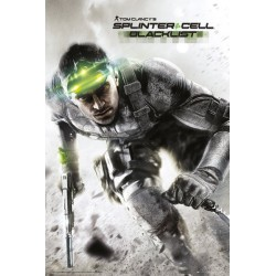 Maxi Poster SPLINTER CELL - Cover