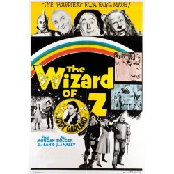 Maxi Poster WIZARD OF OZ - One Sheet